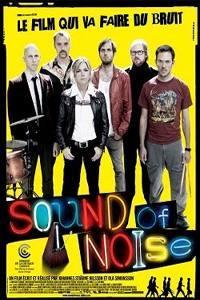 Zvuk hluku