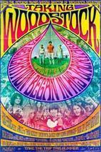 Plakát k filmu: Zažít Woodstock
