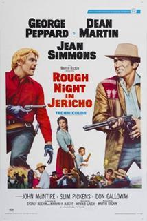Krutá noc  - Rough Night in Jericho