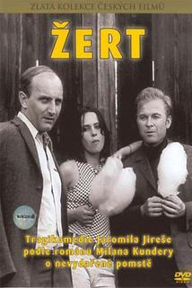 Plakát k filmu: Žert
