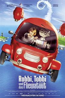 Robby, Toby a létající stroj
