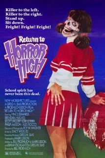 Vyšší škola strachu  - Return to Horror High