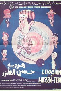Évasion de Hassan Terro, L'