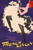 Plakát k filmu: Francouzský kankán