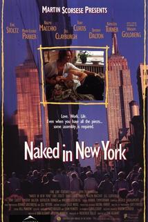 Nahý v New Yorku  - Naked in New York