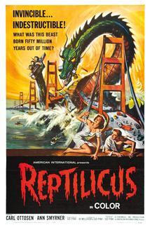 Reptilicus  - Reptilicus