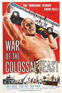 War of the Colossal Beast  - War of the Colossal Beast