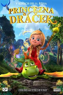 Princezna a dráček  - The Princess and the Dragon