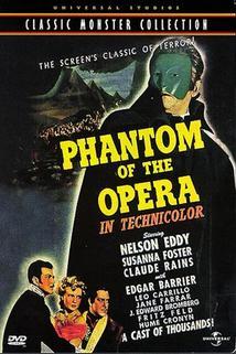 Fantóm opery  - Phantom of the Opera