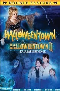 Městečko Halloween