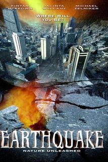 Město v ohrožení  - Nature Unleashed: Earthquake