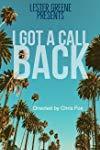 I Got a Callback!