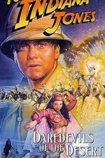 Mladý Indiana Jones: Pouštní anabáze