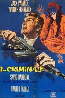 Zločinec