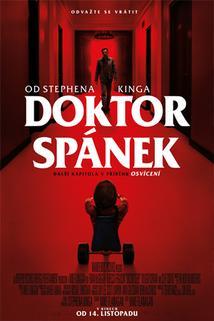 Doktor Spánek od Stephena Kinga  - Doctor Sleep