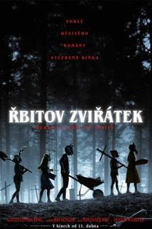 Plakát k filmu: Řbitov zviřátek