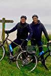 Britain by Bike with Larry & George Lamb