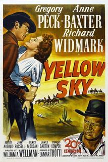 Žluté nebe