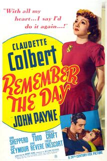 Remember the Day  - Remember the Day
