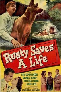 Rusty Saves a Life