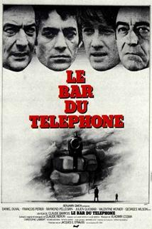 Bar s telefonem