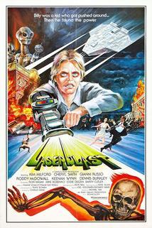 Paprsky smrti z vesmíru  - Laserblast