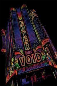 Plakát k filmu: Vejdi do prázdna