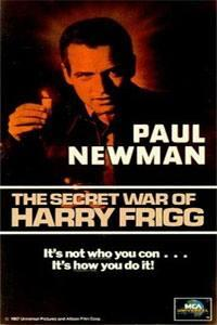Tajná válka Harryho Frigga  - The Secret War of Harry Frigg