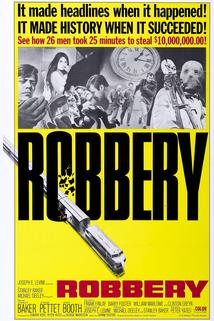 Robbery  - Robbery