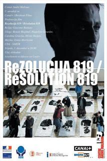 Rezoluce 819