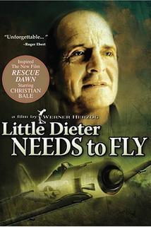 Malý Dieter chce létat