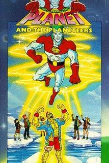 Kapitán Planeta  - Captain Planet and the Planeteers