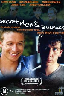 Secret Men's Business  - Secret Men's Business