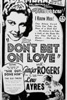 Don't Bet on Love (1933)
