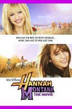 Plakát k filmu: Hannah Montana: Ve filmu