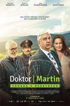 Plakát k filmu: Doktor Martin: Záhada v Beskydech