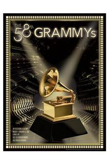 The 58th Annual Grammy Awards  - The 58th Annual Grammy Awards