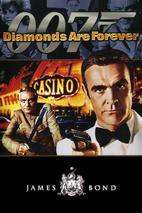 Plakát k filmu: Diamanty jsou věčné
