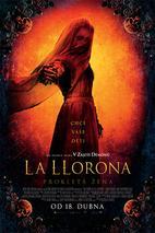 Plakát k filmu: La Llorona: Prokletá žena
