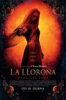 La Llorona: Prokletá žena
