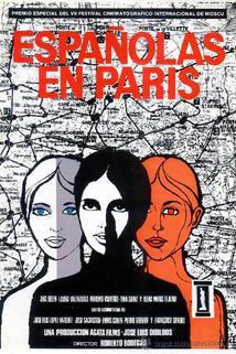 Españolas en París