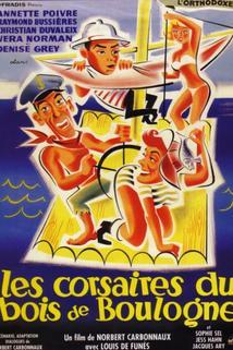 Corsaires du Bois de Boulogne, Les