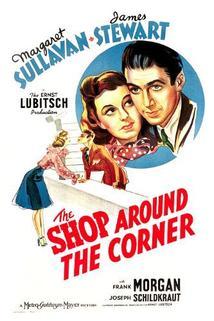 Obchod za rohem  - Shop Around the Corner, The