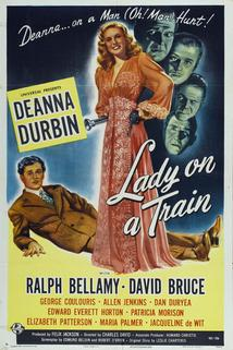 Lady on a Train  - Lady on a Train