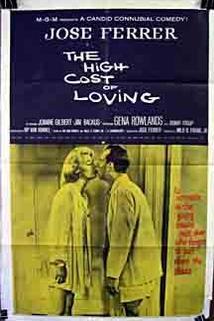 The High Cost of Loving  - The High Cost of Loving