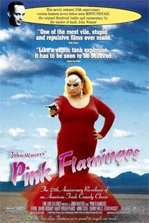 Plakát k filmu: Růžoví plameňáci