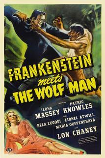 Frankenstein a Vlkodlak  - Frankenstein Meets the Wolf Man