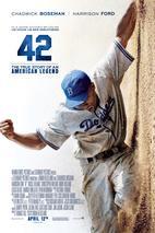 Plakát k filmu: 42