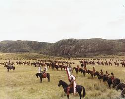 Slavní jezdci