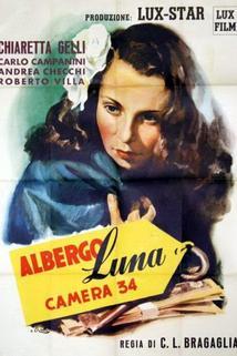 Albergo Luna, camera 34